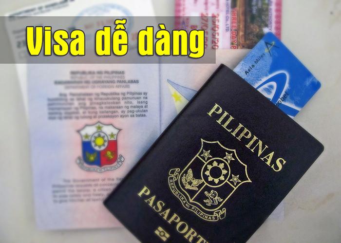 Xin visa du học philippine